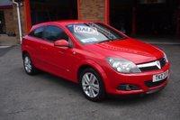 2007 VAUXHALL ASTRA 1.6 SXI 3d 115 BHP £3950.00