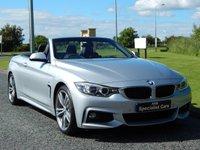 2014 BMW 4 SERIES 2.0 420D M SPORT 2d AUTO 181 BHP £26990.00