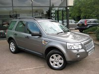 2009 LAND ROVER FREELANDER 2.2 TD4 GS 5d 159 BHP £9490.00