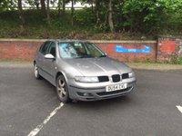 2004 SEAT LEON 1.9 SE TDI 5d 129 BHP £800.00
