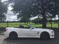 2015 MERCEDES-BENZ SL 5.5 SL63 AMG 2d AUTO 577 BHP £76000.00