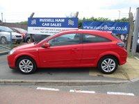 2009 VAUXHALL ASTRA 1.6 SXI 3d 115 BHP £3995.00