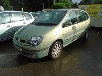 2003 RENAULT SCENIC 1.6 FIDJI 16V 5d AUTO 106 BHP £1500.00