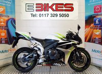 2008 HONDA CBR 600 RR-8 HANNSPREE LIMITED EDITION £3995.00
