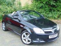 2009 VAUXHALL TIGRA 1.4 EXCLUSIV 16V RED 2d 90 BHP £3220.00