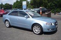 2006 AUDI A4 2.0 TDI SE 4d 170 BHP £4750.00
