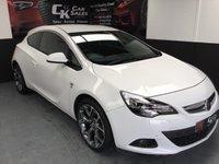 2013 VAUXHALL ASTRA 2.0 GTC SRI CDTI S/S 3d 162 BHP £SOLD