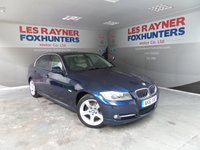 2011 BMW 3 SERIES 2.0 320D EXCLUSIVE EDITION 4d 181 BHP £8699.00