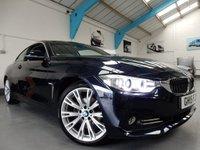 2015 BMW 4 SERIES 2.0 420I LUXURY 2d 181 BHP £22990.00
