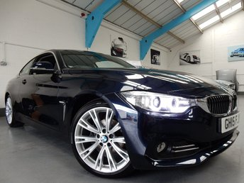 2015 BMW 4 SERIES 2.0 420I LUXURY 2d 181 BHP £20990.00