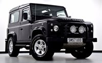 2008 LAND ROVER DEFENDER 90 2.4 TDi County Station Wagon 3dr £21995.00
