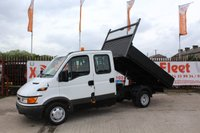2004 IVECO-FORD DAILY 2.3 35S12D CRC 3450 WB 1d 116 BHP £3950.00