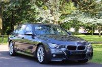 2012 BMW 3 SERIES 2.0 320D M SPORT 4d 181 BHP £16390.00