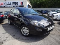 USED 2013 13 FIAT PUNTO 1.4 EASY 3d 77 BHP NATIONALLY PRICE CHECKED DAILY
