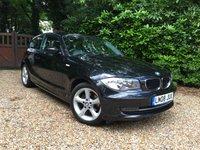 2008 BMW 1 SERIES 2.0 118D EDITION ES 3d 141 BHP £5989.00