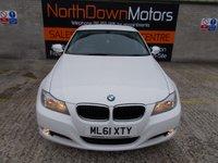 2011 BMW 3 SERIES 2.0 320D EFFICIENTDYNAMICS 4d 161 BHP £9450.00