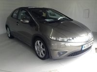 2006 HONDA CIVIC 2.2 SPORT I-CTDI 5d 139 BHP £SOLD