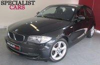 2009 BMW 1 SERIES 2.0 116D SPORT 3d 114 BHP £5995.00