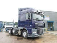 2012 DAF TRUCKS XF