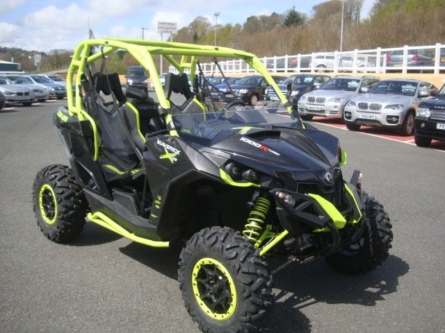 2016 16 CAN-AM MAVERICK MAVERICK 1000R X DS TURBO 131hp