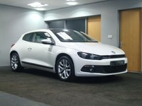 USED 2011 VOLKSWAGEN SCIROCCO 2.0 TDI BlueMotion Tech 3dr  +++CAR NOW RESERVED+++