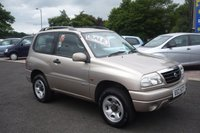 2005 SUZUKI GRAND VITARA 1.6 SPORT 16V 3d 92 BHP £2350.00