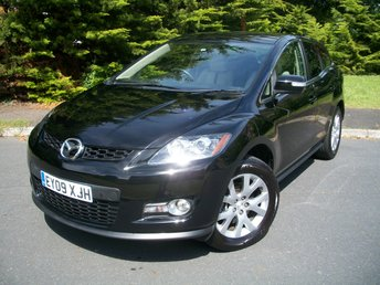 View our MAZDA CX-7