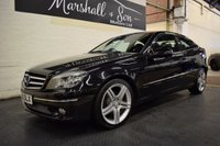 USED 2009 09 MERCEDES-BENZ CLC CLASS 2.1 CLC220 CDI SPORT 3d AUTO 150 BHP LOW MILES - FULL TWO TONE LEATHER - UPGRADED ALLOYS