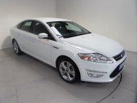 2013 FORD MONDEO 2.0 TITANIUM TDCI 5d AUTO 138 BHP £12300.00