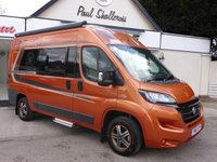 USED 2016 16 FIAT WEINSBERG CARABUS 54 2.3 TURBO DIESEL 150 BHP *SUPERB LUXURY 2 BIRTH MOTORHOME*