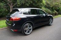 USED 2014 14 PORSCHE CAYENNE 3.0 PLATINUM EDITION D V6 TIPTRONIC 5d AUTO 245 BHP