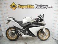 2014 YAMAHA YZF-R125 SUPER SPORTS £2991.00