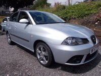 2007 SEAT IBIZA 1.4 DAB 16V 5d 99 BHP £3495.00