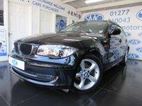 2010 BMW 1 SERIES 2.0 116I SPORT 5d 121 BHP £7295.00