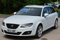 2013 SEAT EXEO 2.0 CR TDI SPORT TECH 5d 141 BHP £11357.00