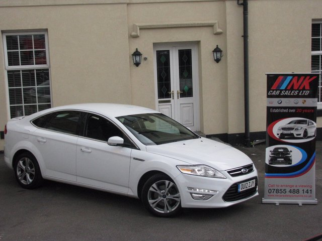 2012 12 FORD MONDEO 1.6 TITANIUM TDCI 5d 114 BHP **SOLD DELIVERED IN SHEFFIELD**