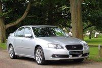 2006 SUBARU LEGACY 3.0 R SPEC-B AWD 4d AUTO 245 BHP £4690.00