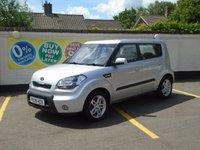 2009 KIA SOUL 1.6 2 CRDI 5d 127 BHP £5000.00