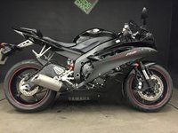 2006 YAMAHA R6 06, 1776 MILES, IMMACULATE. 1 OWNER. £5750.00