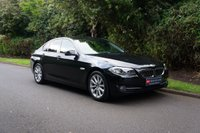 USED 2012 12 BMW 5 SERIES 2.0 520D SE 4d AUTO 181 BHP
