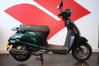 USED 2017 17 SINNIS Encanto 50 MATT BLACK BRAND NEW!  ***FREE DELIVERY WITHIN 60 MILES***COLOURS MATT BLACK OR PEARL GREEN***