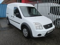 2010 FORD TRANSIT CONNECT 230 LWB High roof TREND 90PS *SAT NAV*AIR CON* £5995.00