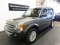2007 LAND ROVER DISCOVERY 3 2.7 3 TDV6 SE 5d 188 BHP £10000.00