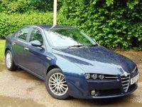 2007 ALFA ROMEO 159 1.9 JTD TURISMO 4d 150 BHP £3531.00