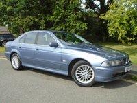 2001 BMW 5 SERIES 2.2 520I SE 4d 168 BHP £995.00