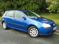2004 VOLKSWAGEN GOLF 1.9 SE TDI 5d 103 BHP £2295.00
