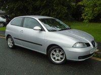 2003 SEAT IBIZA 1.9 SE TDI 3d 99 BHP £995.00