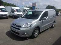 2014 CITROEN BERLINGO 625 ENTERPRISE L1 H1 1.6 HDI 75  £7995.00