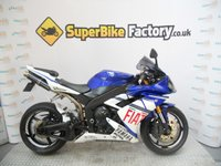 2008 YAMAHA R1 YZF FIAT ROSSI REP £5991.00