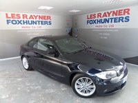 2012 BMW 1 SERIES 2.0 120D M SPORT 2d 175 BHP £10999.00